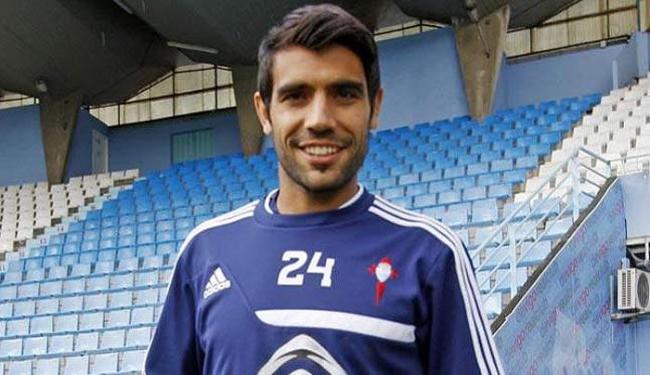 Ele assinou um contrato até 2019 depois de ser aprovado nos exames médicos - Foto: Reprodução | Faro de Vigo