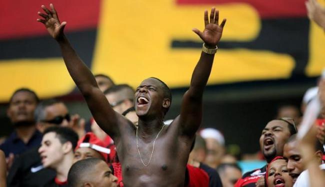 O Vitória entrou pelo ranking da CBF, apesar das desclassificações nas competições regionais - Foto: Raul Spinassé | Ag. A TARDE