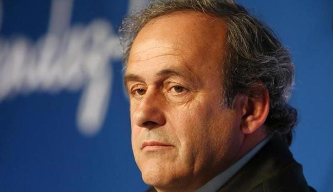 Desta forma, Platini segue como presidente afastado da entidade máxima do futebol europeu - Foto: Charles Platiau | Agência Reuters