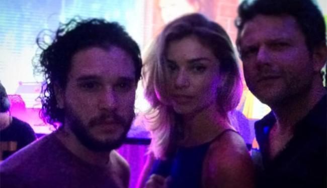 Os atores se conheceram em uma festa promovida por Selton Mello - Foto: Reprodução | Instagram