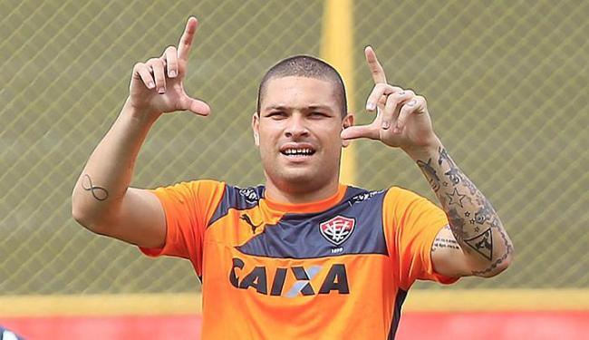 Zagueiro renova com o Leão até o final de dezembro - Foto: Eduardo Martins | Ag. A TARDE
