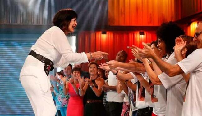 Harumi é recebida pela família ao ser eliminada do BBB 16 - Foto: Raphael Dias | GShow