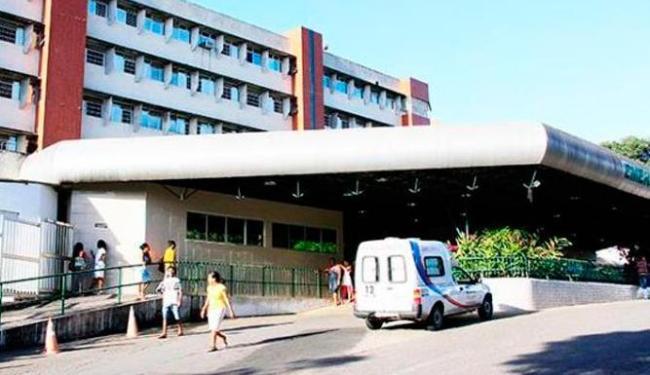 Vítima estava internado no HGE desde domingo, 10 - Foto: Joá Souza   Ag. A TARDE