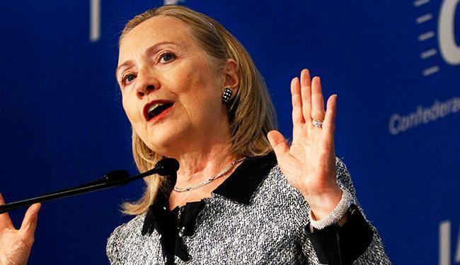 A ex-secretária de Estado é principal candidata democrata à corrida presidencial dos EUA - Foto: AP Photo