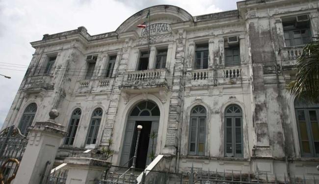 Garoto estava internado no Hospital Couto Maia - Foto: Raul Spinassé/ Ag. A TARDE, Data: 11/01/12
