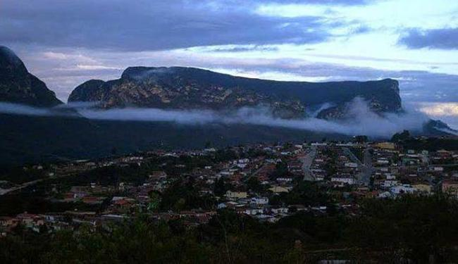 Vista da cidade de Ibicoara - Foto: Claudia Santos | Divulgação