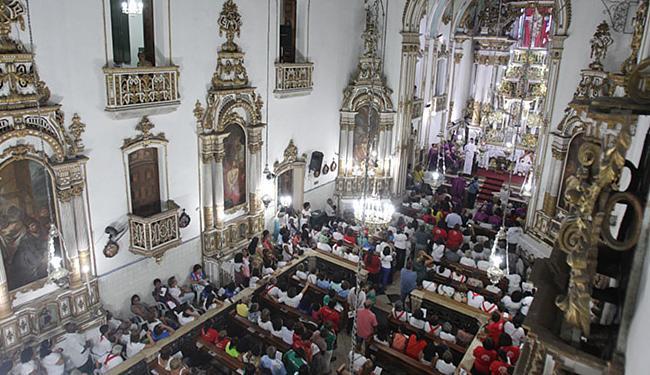 Celebração ao Senhor do Bonfim tem o ponto alto na Lavagem, dia 14 - Foto: Lúcio Távora l Ag. A TARDE