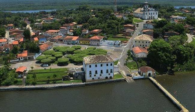 Cidade fica as margens do Rio Jaguaripe - Foto: jaguaripe.tur.br