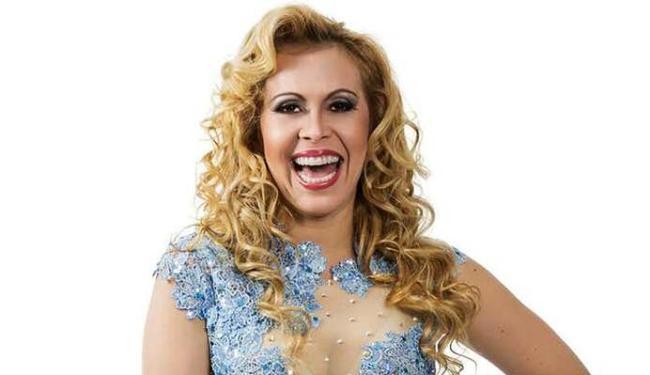 Joelma remarcou show para o dia 9 de abril - Foto: Divulgação
