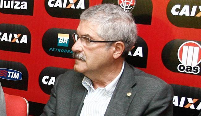José Rocha acusa a diretoria de não querer a aprovação das eleições diretas - Foto: Raul Spinassé l Ag. A TARDE