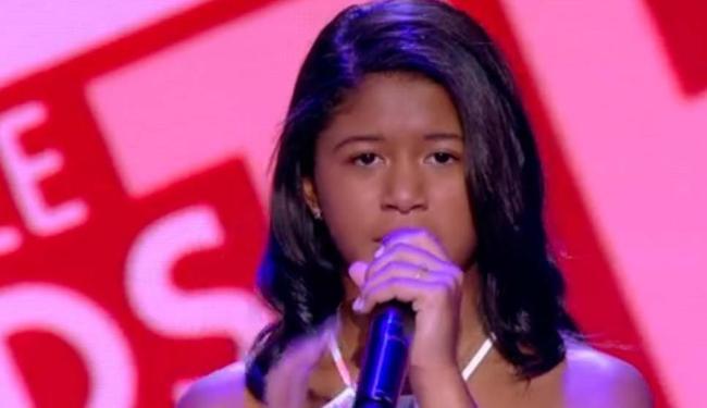Julie de Assis escolheu Ivete Sangalo como técnica na Audição do The Voice Kids - Foto: Reprodução