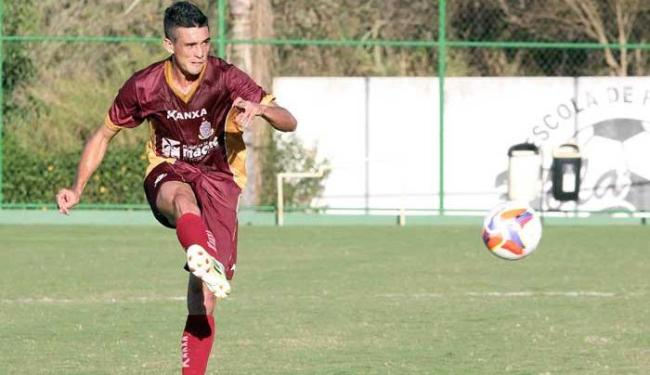 Jogador é o terceiro reforço do Bahia para 2016 - Foto: Macaé Esporte / Divulgação