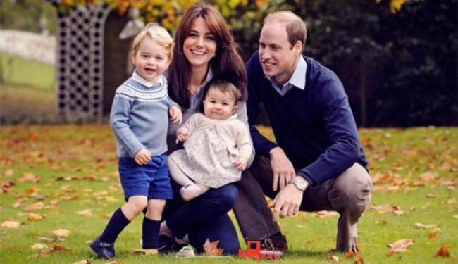 Segundo a publicação, a Duquesa de Cambridge estaria grávida de dois meses - Foto: Reprodução | Instagram