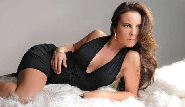 Kate del Castillo já interpretou uma líder de um cartel de drogas em um seriado - Foto: Divulgação