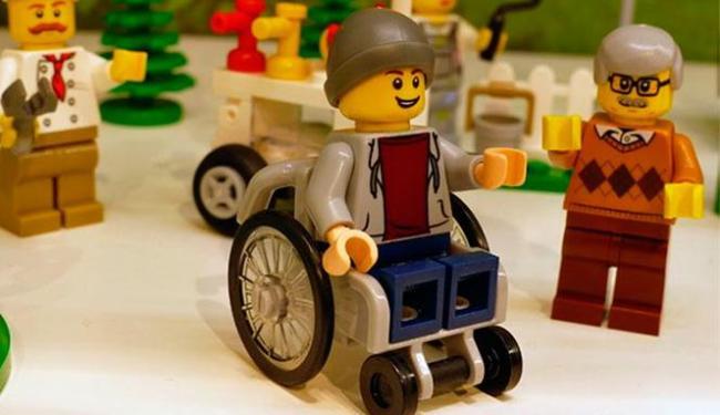 Boneco cadeirante é anunciado após empresa receber críticas por falta de diversidade - Foto: Divulgação