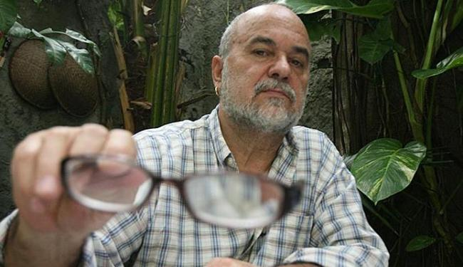 Luiz Mott, presidente do Grupo Gay da Bahia (GGB) - Foto: Arestides Baptista | Ag A TARDE. | 13.07.2011
