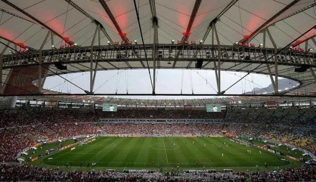 O padrão a ser adotado é o mesmo utilizado na Copa do Mundo - Foto: Staff Images   Maracanã   Divulgação