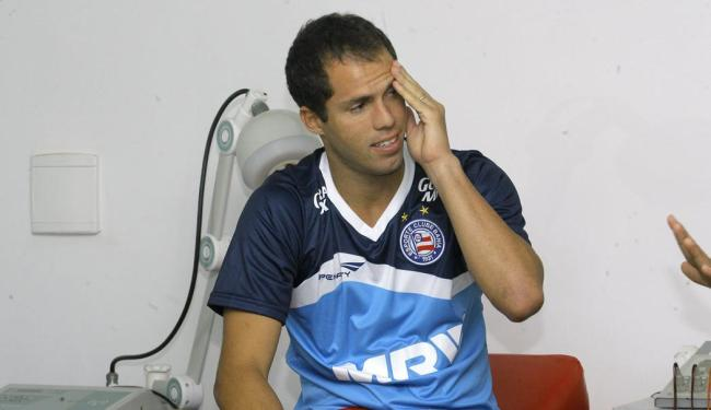 Goleiro Marcelo Lomba volta de empréstimo da Ponte Preta - Foto: Edilson Lima   Ag. A TARDE