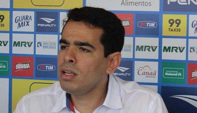 Marcelo Sant'Ana diz amistoso nos EUA é estímulo para time - Foto: Divulgação l E.C. Bahia