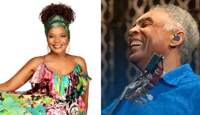 Margareth vai receber Gilberto Gil como convidado - Foto: Divulgação