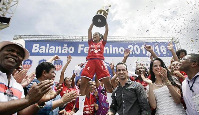 A equipe vence desde a primeira participação, em 2001 - Foto: Raul Spinassé l Ag. A TARDE