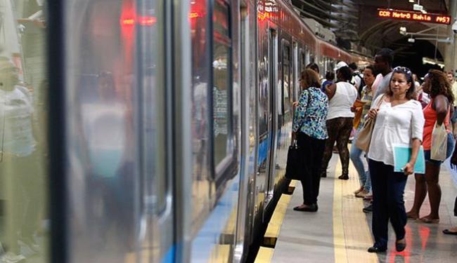 Número de usuários sofreu queda após a tarifação - Foto: Joa Souza l Ag. A TARDE