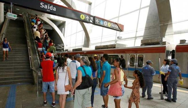 Integração dá direito ao usuário acessar o metrô e mais dois ônibus - Foto: Luciano da Matta | Ag. A TARDE