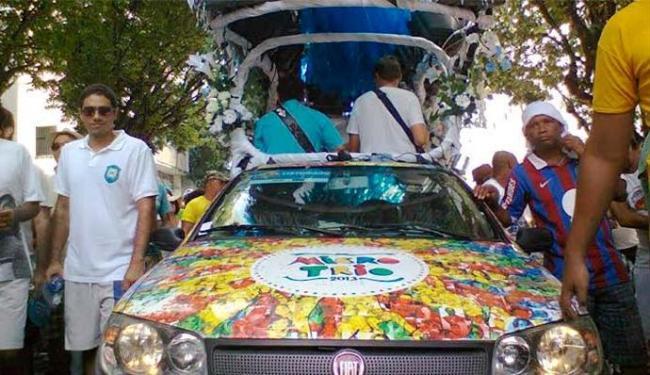 MicroTrio vai sair a partir das 9h da Igreja da Conceição da Praia - Foto: Divulgação