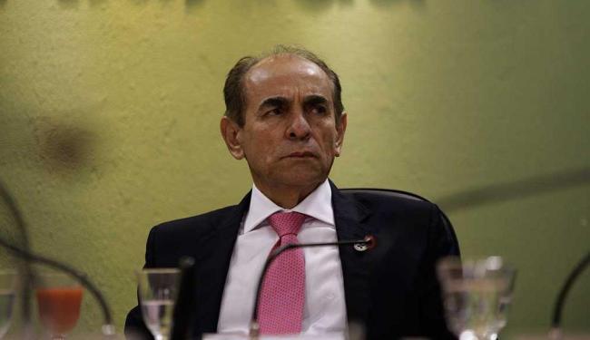 Comentário foi feito quando Castro falava sobre os projetos de desenvolvimento da vacina - Foto: Adilton Venegeroles | Ag. A Tarde