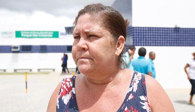 Moradora Kátia Santos espera que atendimento seja mais fácil agora - Foto: Edilson Lima l Ag. A TARDE