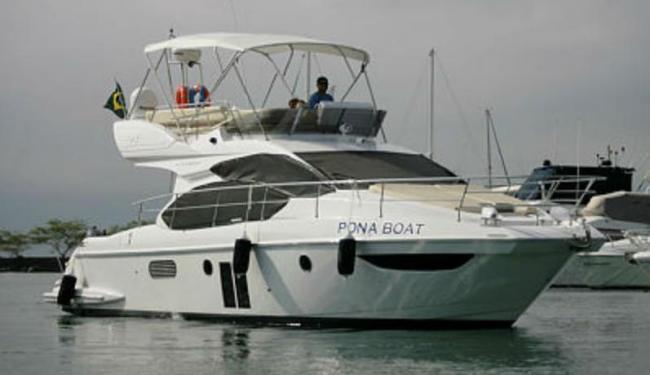 Barcos de 42 a 83 pés estão a venda - Foto: Raul Spinassé | Ag. A TARDE