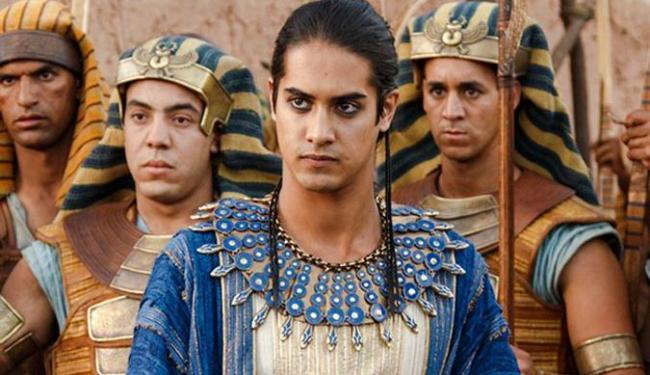 Série sobre Tutankhamon foi criada originalmente para o canal pago History - Foto: Divulgação