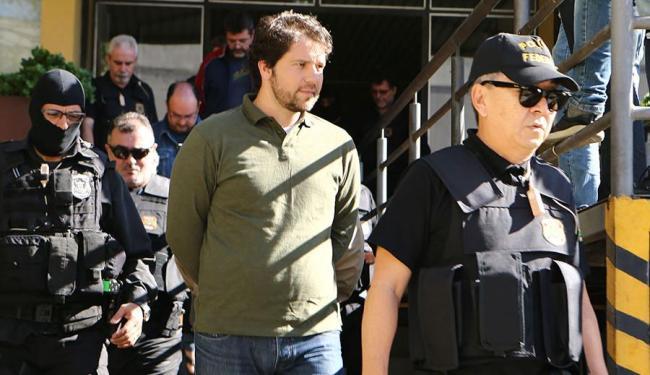 Ex-deputado está preso desde abril no interior do Paraná - Foto: Geraldo Bubniak   Estadão Conteúdo