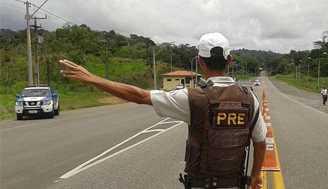 Acidente aconteceu próximo ao município de Piripá (distância de 611 quilômetros de Salvador) - Foto: Divulgação | PRE