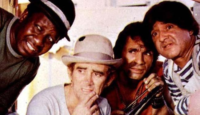 Os Saltimbancos Trapalhões é um dos filmes inesquecíveis do quarteto - Foto: Divulgação