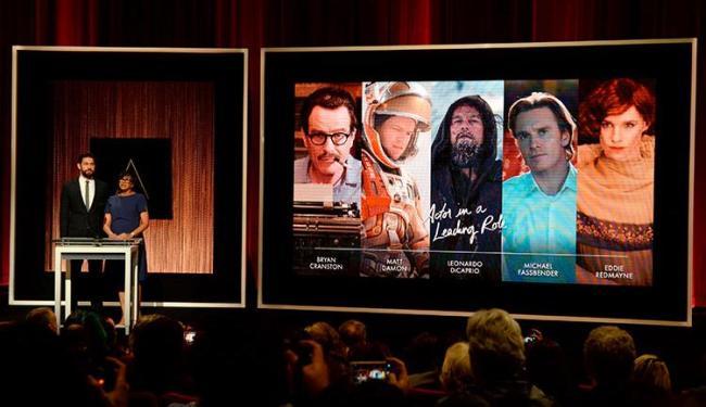 A falta de diversidade na premiação do Oscar é comenta desde 2015 - Foto: Reuters