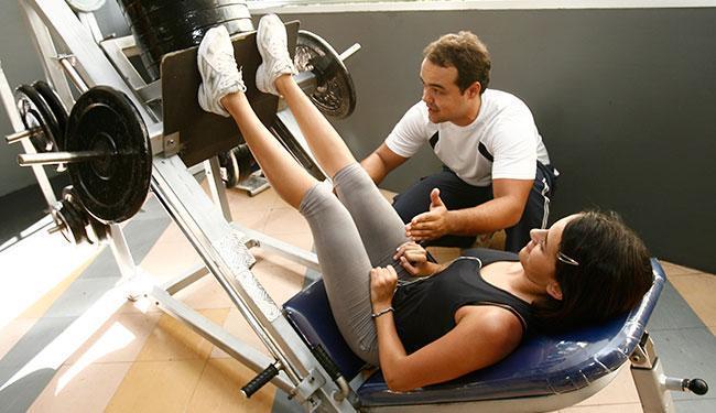 Para o cargo de reparador físico, é preciso ter ensino superior completo em Educação Física - Foto: Margarida Neide | Ag. A TARDE