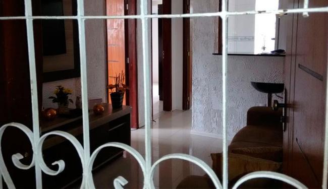 Crime aconteceu dentro do apartamento do policial - Foto: Edilson Lima   Ag. A TARDE