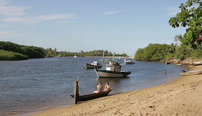 Praias da Costa do Descobrimento passam a ser analisadas pelo instituto - Foto: Jorge Vox   Ag. A TARDE