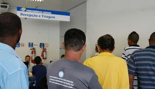 INSS conta atualmente com 4.330 médicos peritos - Foto: Gildo Lima | Ag. A TARDE