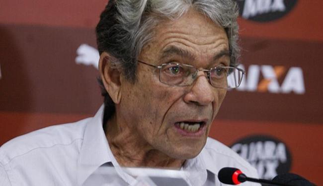 Raimundo Viana já tomou conhecimento do novo estatuto e terá que publicá-lo no site oficial do clube - Foto: Luciano da Matta   Ag. A TARDE