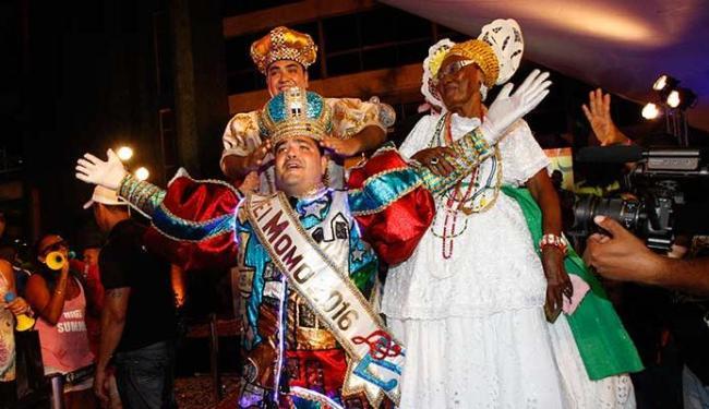 Duzinho é coroado para delírio da grande torcida - Foto: Margarida Neide   Ag. A TARDE