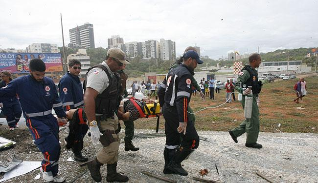 Maria Emília está na UTI desde a quarta, 6, quando foi atropelada por bandido em fuga - Foto: Margarida Neide | Ag. A TARDE