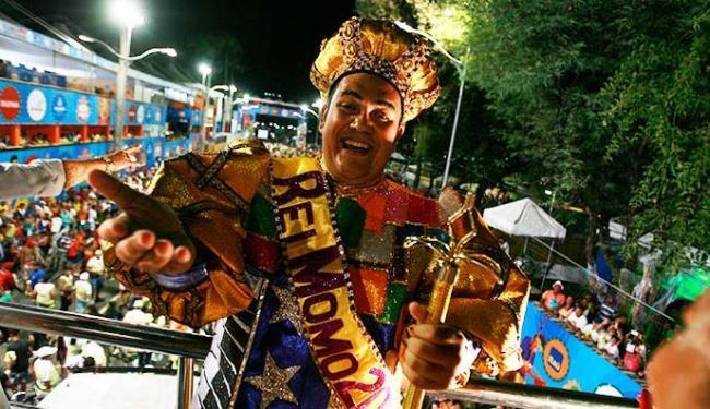 O Rei Momo é o dono da cidade durante o Carnaval - Foto: Joá Souza | Ag. A TARDE