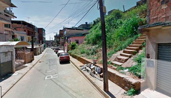Crime aconteceu na rua Nova Brejal, em São Caetano - Foto: Reprodução   Google Street View