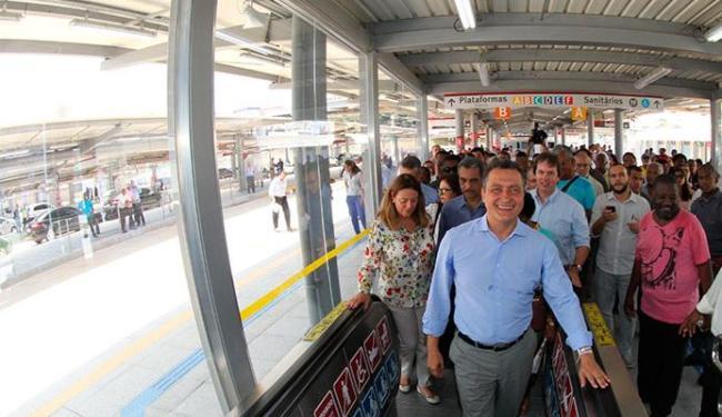 Rui Costa disse que integração será ampliada gradativamente - Foto: Divulgação | Manu Dias | GOVBA