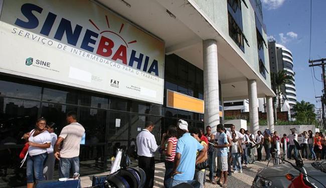 As vagas estão distribuídas em Salvador, Jequié e Itabuna - Foto: Arestides Baptista | Ag. A TARDE