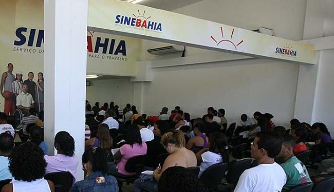 Entre as oportunidades da capital, 50 são para o cargo de cordeiro. Não é preciso experiência - Foto: Erik Salles | Ag. A TARDE | 10.05.2011