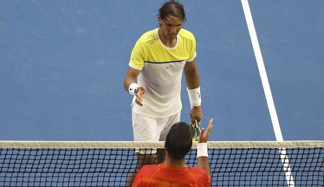 Ele perdeu para o seu compatriota Fernando Verdasco por 3 sets a 2 - Foto: Jason O'Brien | Agência Reuters