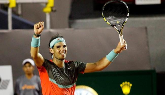 O evento contará com a presença de atletas ilustres entre eles o espanhol Rafael Nadal - Foto: Rio Open | Divulgação